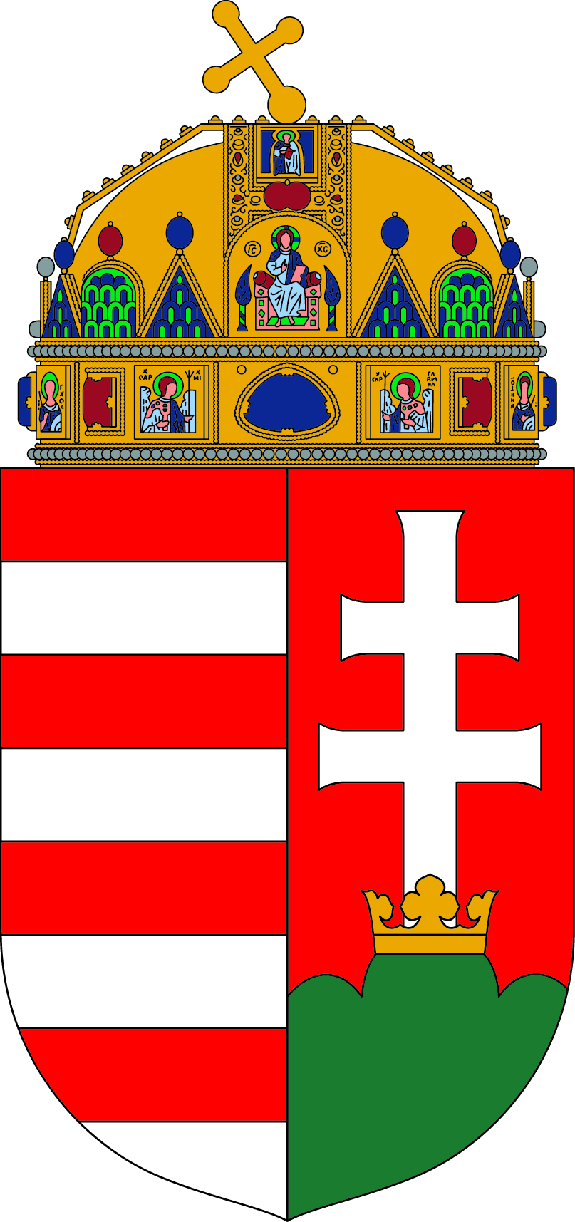Study In Hungary National Symbols